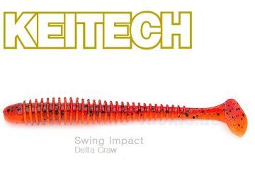 Keitech- Swing-Impact-Delta-Craw