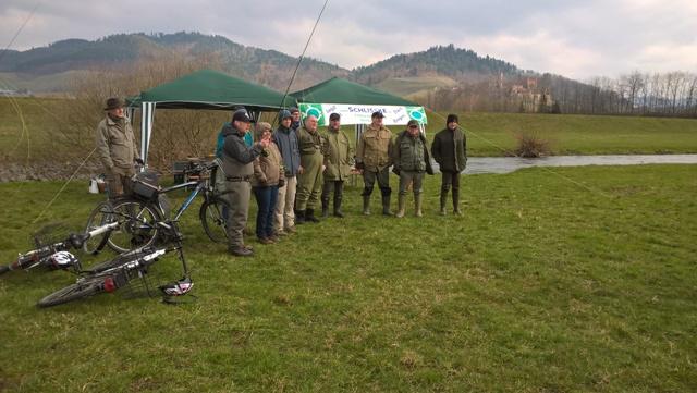 Fliegenfischer Kurs Schlisske